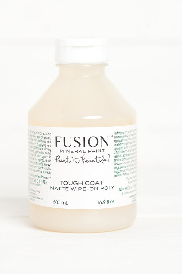 Fusion Mineral Paint - Tough Coat Matte Wipe-On Poly