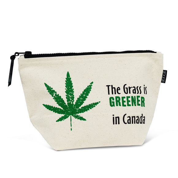 Grass is Greener Pouch