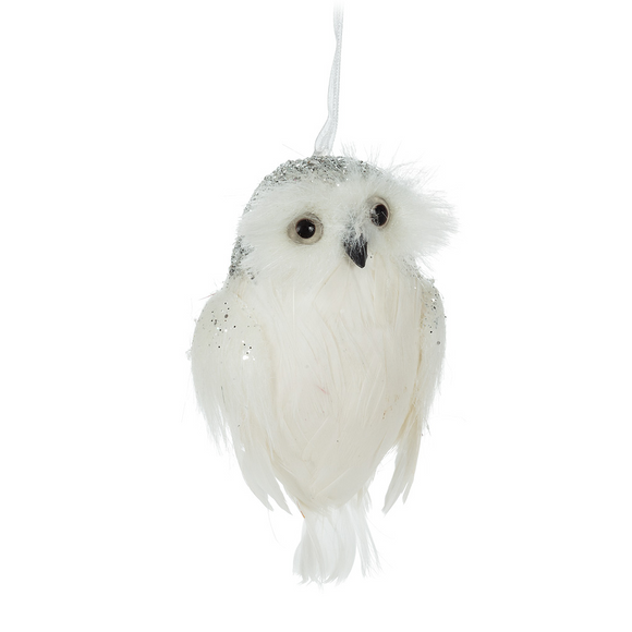 Wise Owl Ornament
