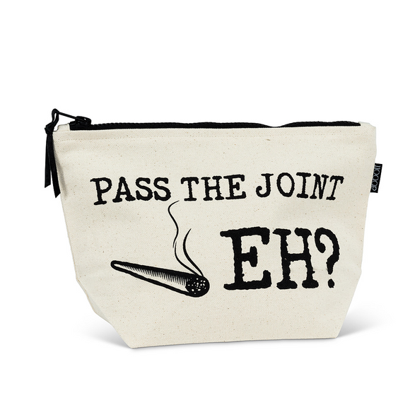 Pass the Joint Eh Pouch