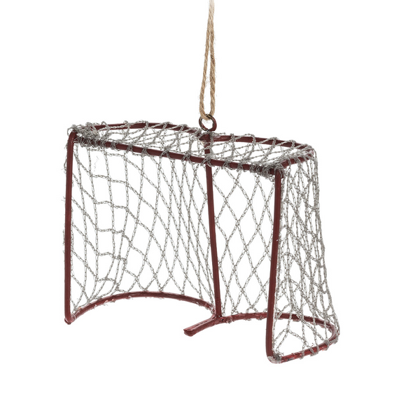 Goalie Net Ornament