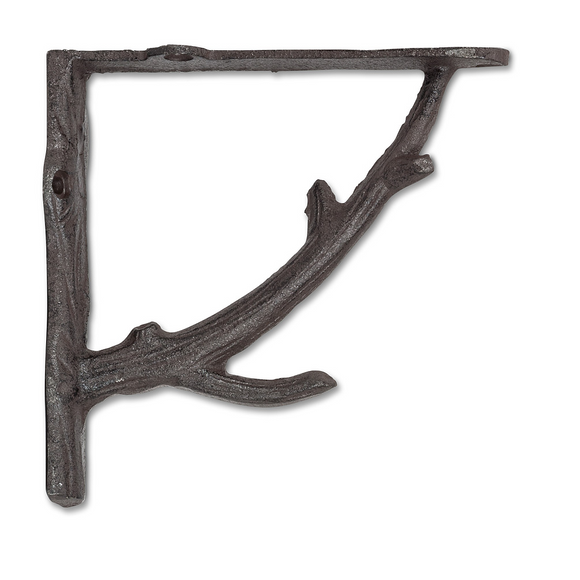 Black Branch Bracket ~ Small
