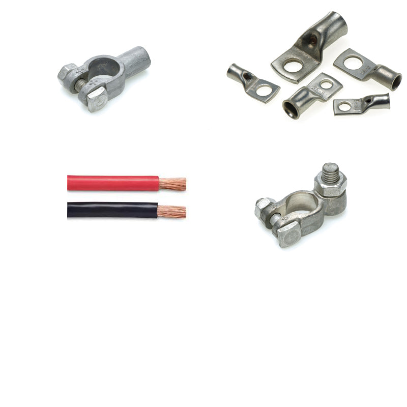 Battery Cable & Terminals