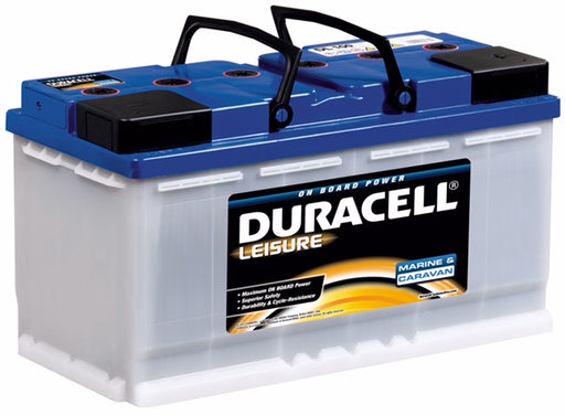 DURACELL DL100 LEISURE BATTERY - 100Ah(C20) / 110Ah(C100)
