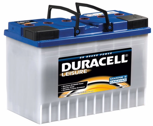 DURACELL DL115 LEISURE BATTERY - 115Ah(C20) / 135Ah(C100)