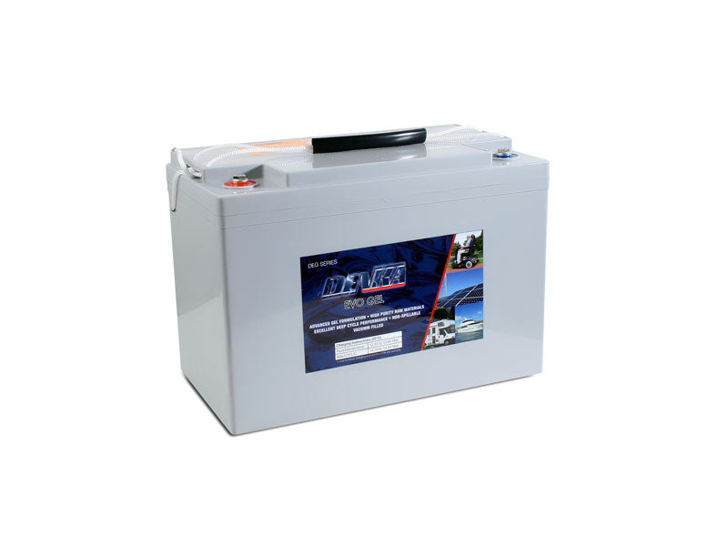 DENKA DEG12-100 - 12V 100AH GEL BATTERY