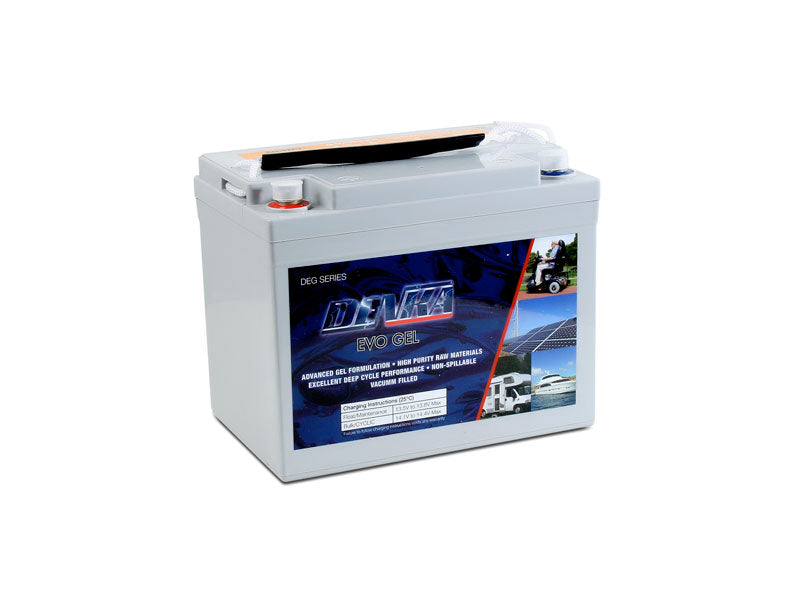DENKA DEG12-33 - 12V 33AH GEL BATTERY