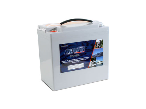 DENKA DEG12-80 - 12V 80AH GEL BATTERY
