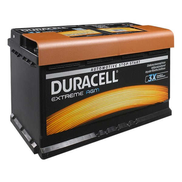 Car & Van Starter Batteries