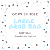 Oops - Large Grab Bag