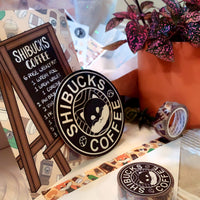 Shibucks Coffee Coaster
