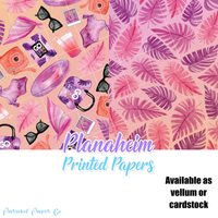 Go Wild - Planaheim Printed Papers