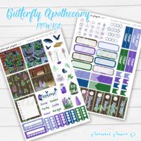 PPW  Mini Kit - Butterfly Apothecary
