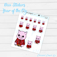 D089 - Year of the Pig
