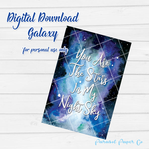 Digital Download - Galaxy