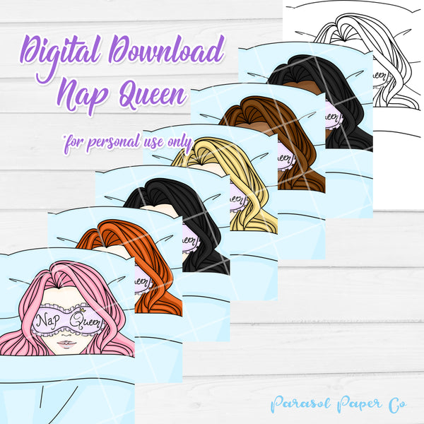 Digital Download - Nap Queen