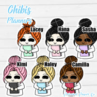 Chibi Girl - Planners