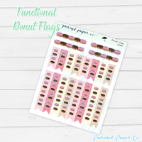 F067 - Donut Flag Checklists