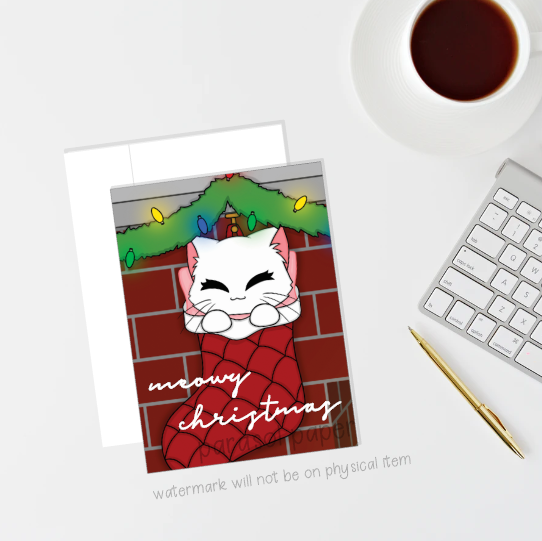 Holiday Greeting Cards (Multiple Designs)