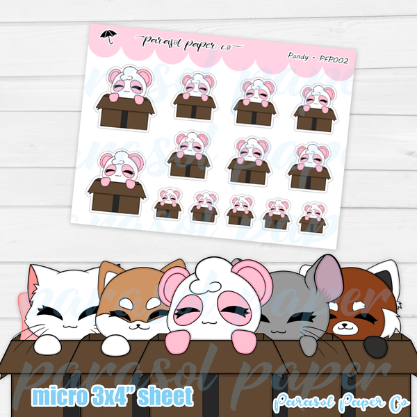 Pandy and Friends - Package - PF002