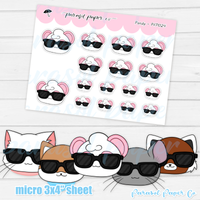 Pandy and Friends - Sunglasses- PF024
