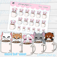 Pandy and Friends - Mug - PF028