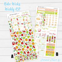 Hobo Weeks Kits | 018 | Island Fruit