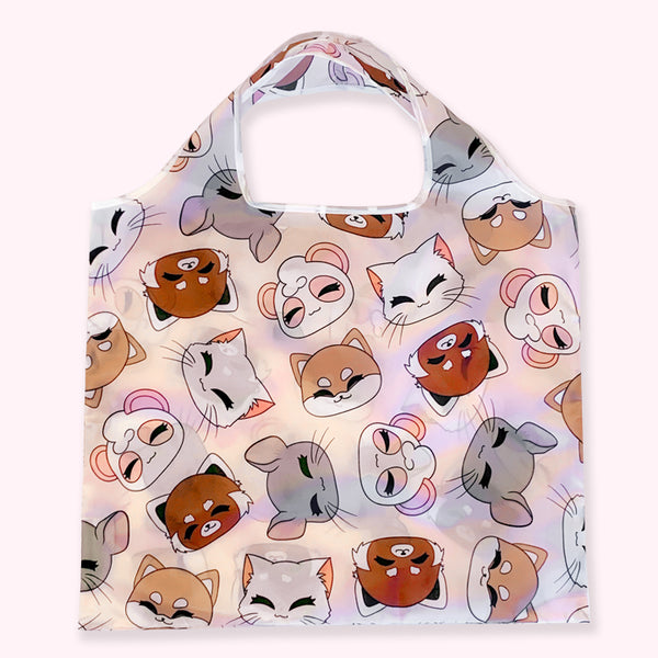 Pandy & Friends Reusable Tote