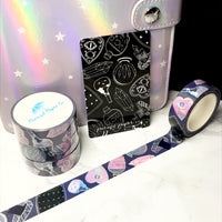 Ghouls Foiled Washi Tape