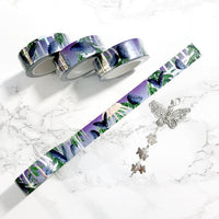 Butterfly Apothecary Foiled Washi Tape