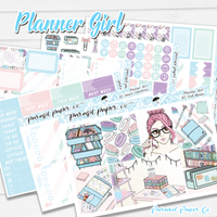 Planner Girl - First Anniversary - Weekly Kit