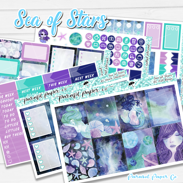 Sea of Stars Weekly Kit