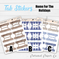 T002 - Home For The Holidays Tabs