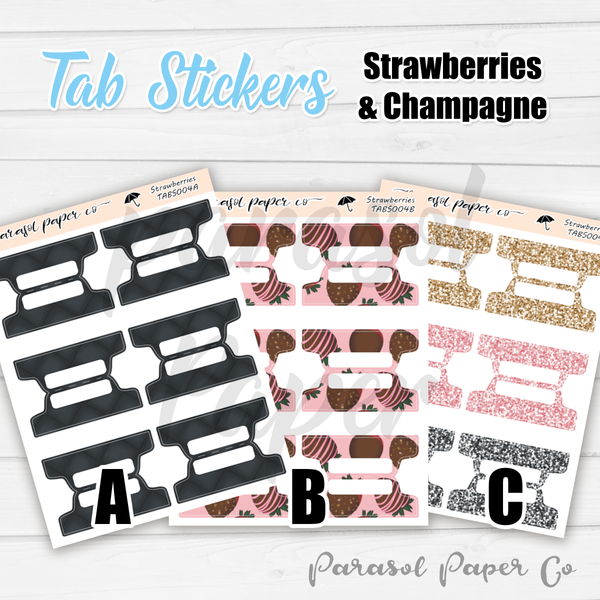 T004 - Strawberries & Champagne Tabs