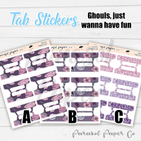 T010 - Ghouls Just Wanna Have Fun Tabs