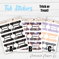T0014 - Trick or Treat Tabs