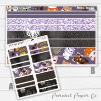Washi Strips - Trick or Treat- W016