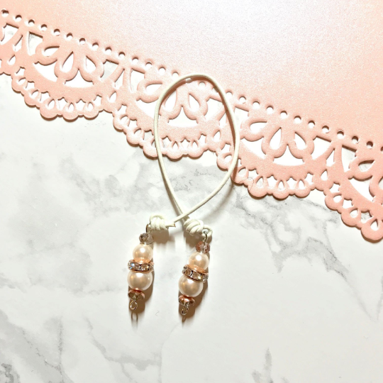 Grace - Rose Gold - Planner Bookmark