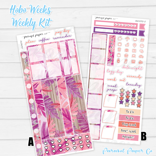 Go Wild - Planaheim - Hobo Weeks kit