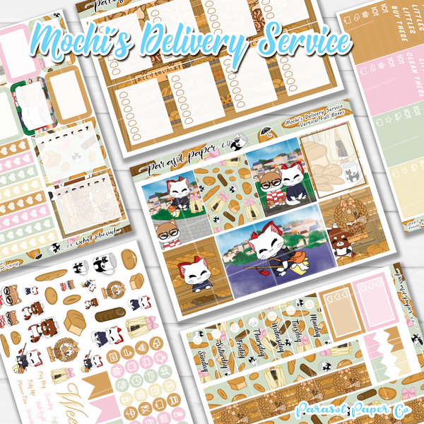 Mochi's Delivery Service Weekly Kit