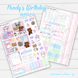 MHP Mini Kit - Pandy's Birthday