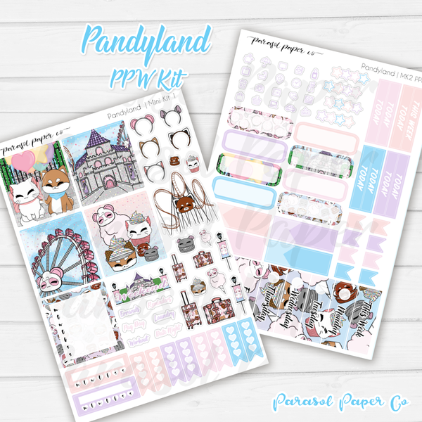 PPW  Mini Kit - Pandyland