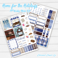 PPW Mini Kit - Home for the Holidays