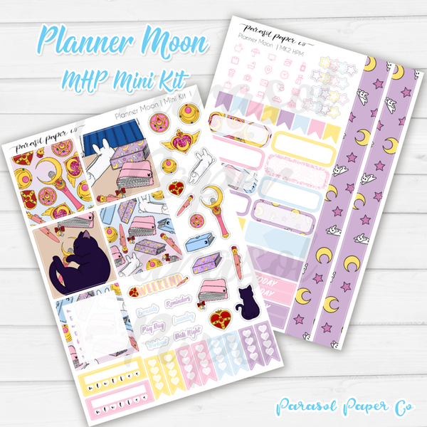 MHP Mini Kit - Planner Moon
