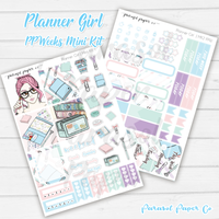 PPW Mini Kit - Planner Girl