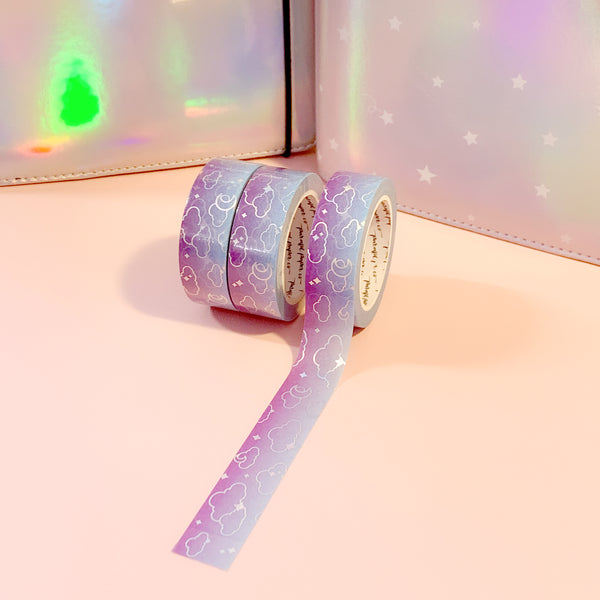 Mystical Moonlight Foiled Washi Tape