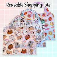Sailor Moon Reusable Tote