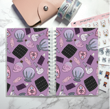 Original Designs Reusable Sticker Book (Multiple Designs)
