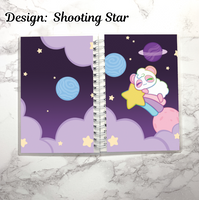reusable sticker book star