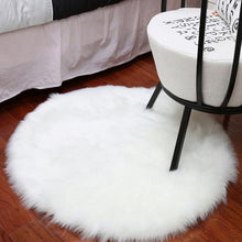 Load image into Gallery viewer, 2018 Artificial Sheepskin Rug Soft Artificial